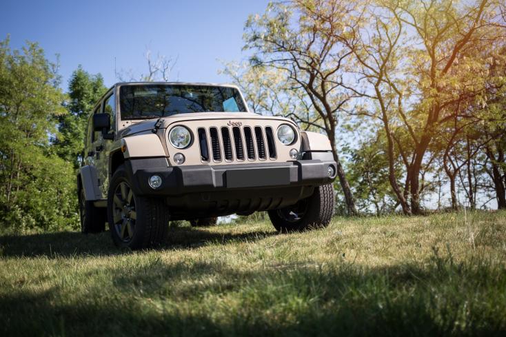 Jeep Wrangler Unlimited: Megbirkózik minden tereppel