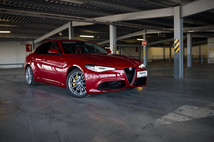 Alfa Romeo Giulia: A stílus és szenvedély autója