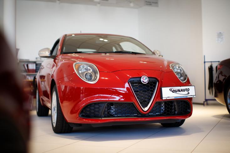 Alfa Romeo Mito: Feltűnésre született