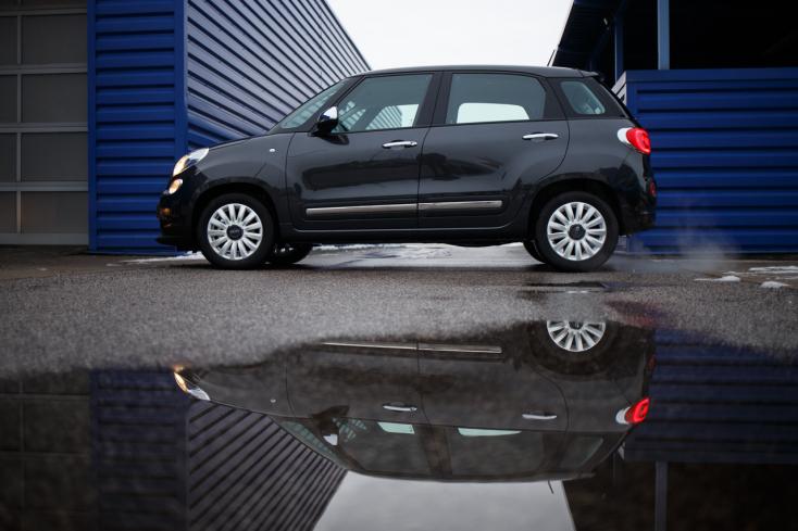 Fiat 500L: Határtalan tér az eleganciának