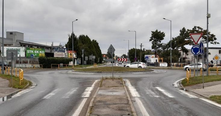 Augusztus végéig lezárják a 63-as úton található körforgalmat Somorján