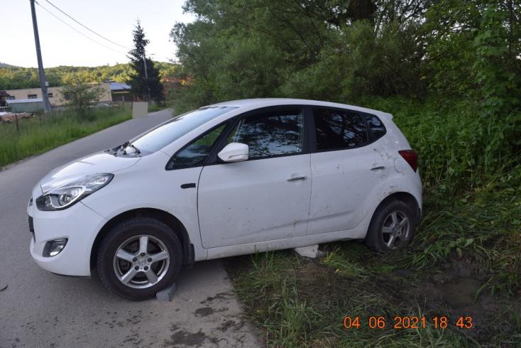 BALESET: Magától elindult a sofőr nélküli autó, elütött egy ötéves kislányt