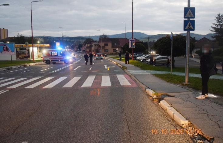 Súlyos baleset: Kilencéves kerékpáros lányt gázoltak el az átkelőn