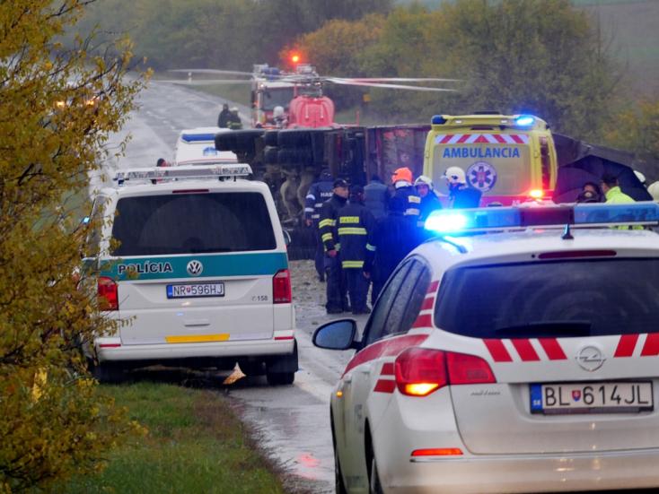 Többségében magyarok lakta község lakosai vesztették életüket a tragikus buszbalesetben