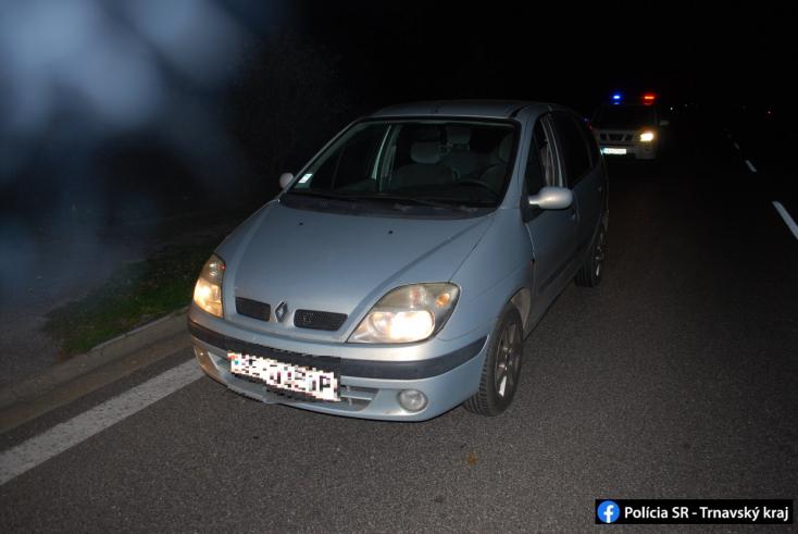 Találomra megállítottak egy autóst a rendőrök – 15 évet kaphat a sofőr azért, amit a kocsiban találtak (FOTÓK)