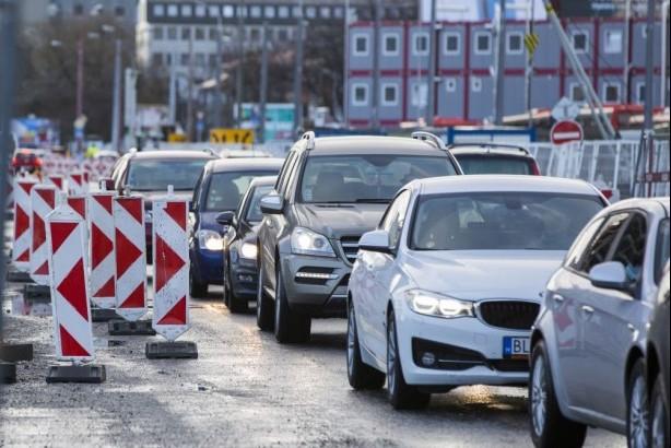 """Jövő héten megint összeomlik """"kicsit"""" a közlekedés Pozsonyban"""
