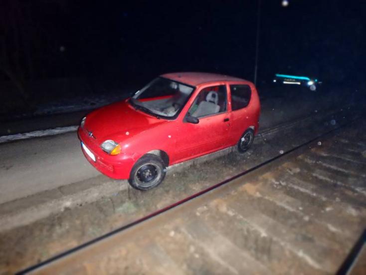 Elképedtek a rendőrök, amikor meglátták, hova parkolt az elvetemült – FOTÓK