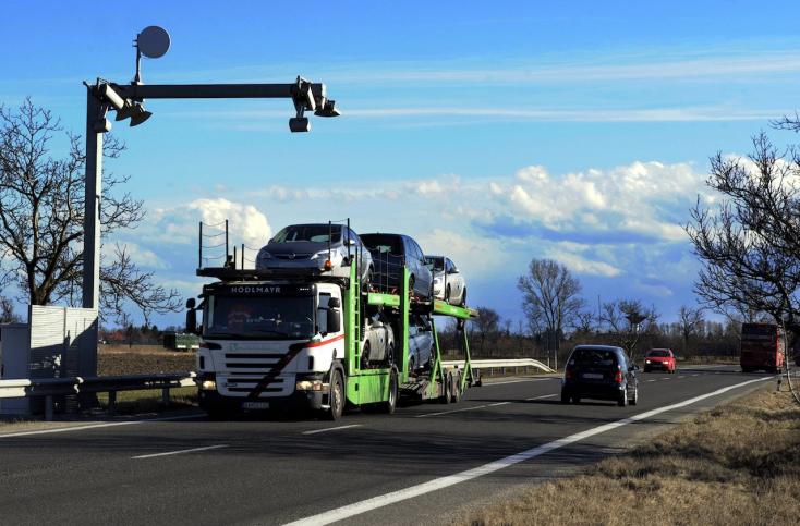 Növekszik a szlovákiai útvám!