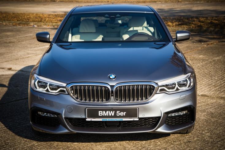 Új BMW 5: Sikerre ítélve