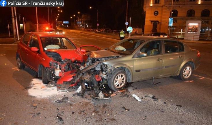 BALESET: Nem adott előnyt a részeg sofőr, 62 éves férfi került miatta kórházba