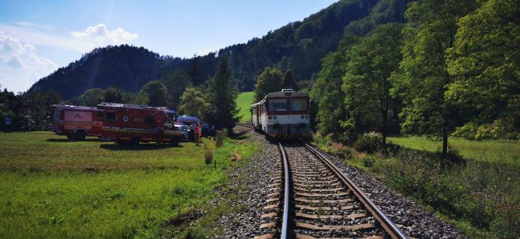 Újabb baleset történt egy vasúti átjáróban, amely során két ember meghalt!