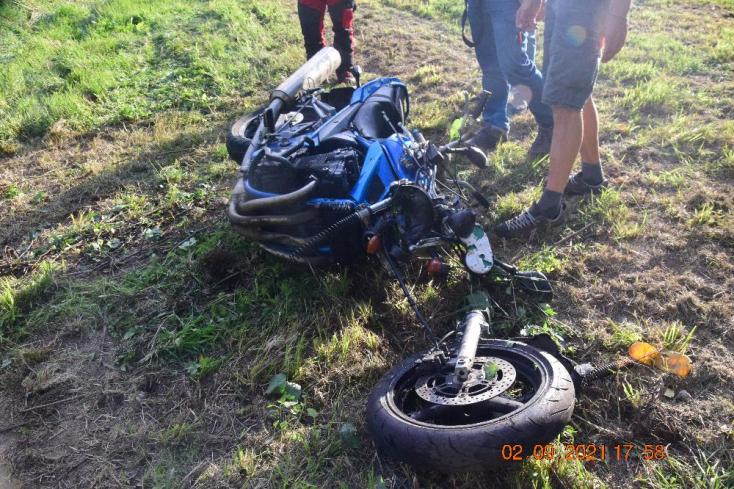 Halálos baleset: a motorkerékpár vezetése közben állt le az autósiskola diákjának a szíve, az oktató már nem tudott mit tenni