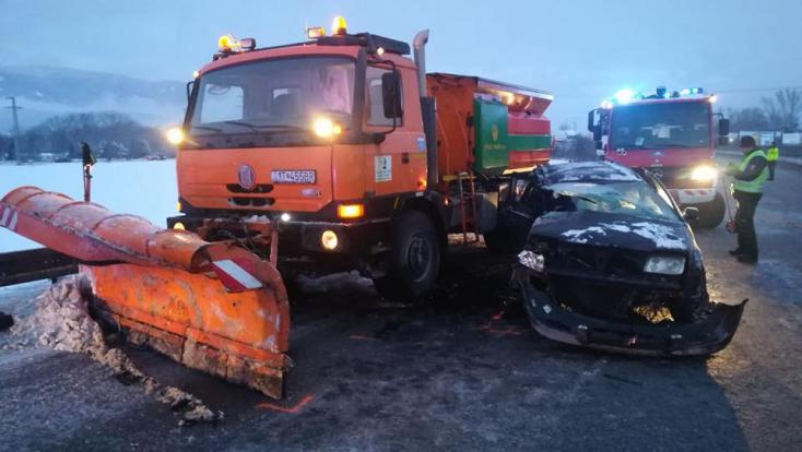 Borzalmas a helyzet a jeges közutakon: három halálos áldozat! – FOTÓK