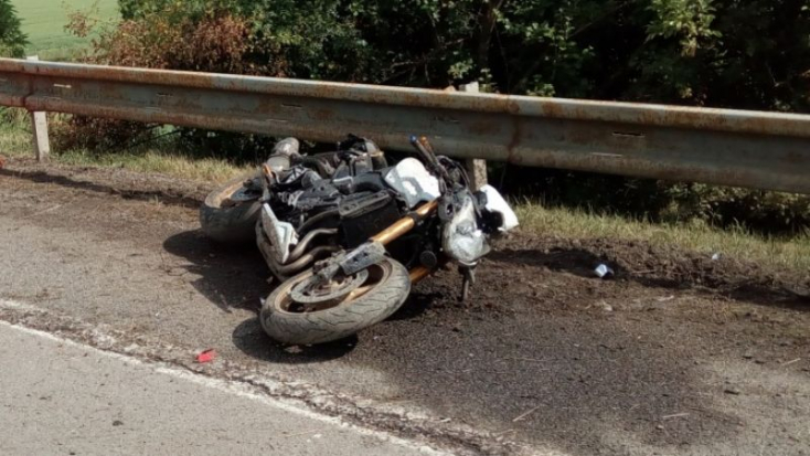 TRAGÉDIA: Elesett a motorral, életét vesztette a 32 éves családapa