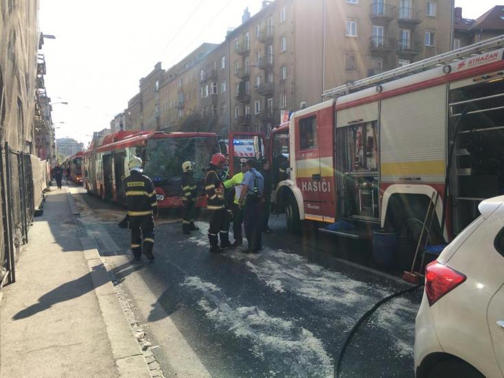 """""""Az emberek úgy repültek a levegőben, mintha csak rongyból lettek volna"""" – megszólalt a balesetet szenvedett busz utasa"""