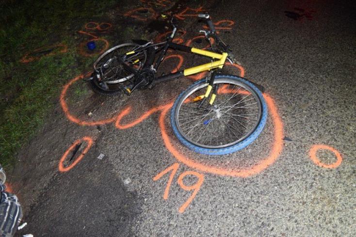 Halálra gázoltak egy kerékpárost, négy év után találták meg a vétkes sofőrt