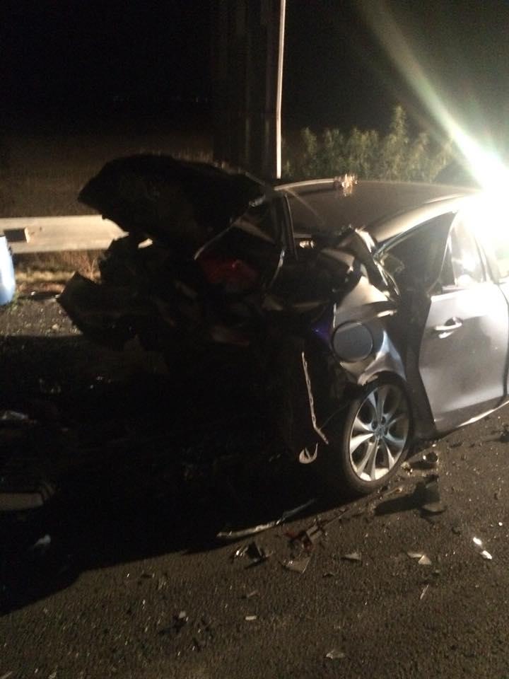 Súlyos tömegbaleset: nyolc autó ütközött az autópályán, hét személy megsérült!