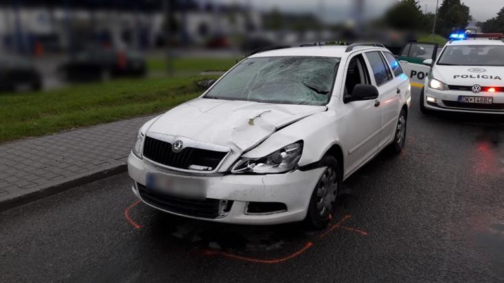 Elgázolta a Škoda a gyalogost – belehalt sérüléseibe