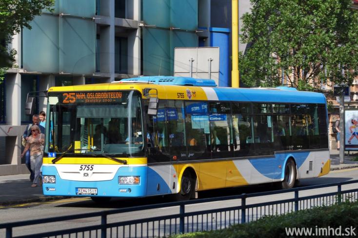Ha van jogsid, ingyen utazhatsz a kassai tömegközlekedéssel