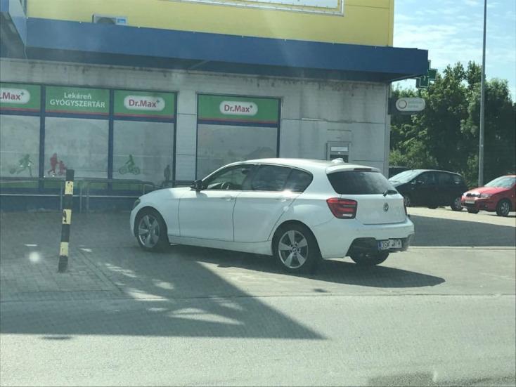 Ez a szerdahelyi BMW-s félreérthetett valamit