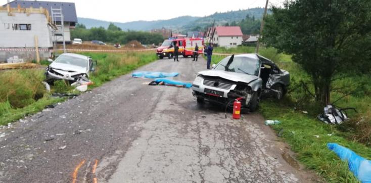 Tragikus baleset: Négy fiatal vesztette életét a frontális ütközésben!