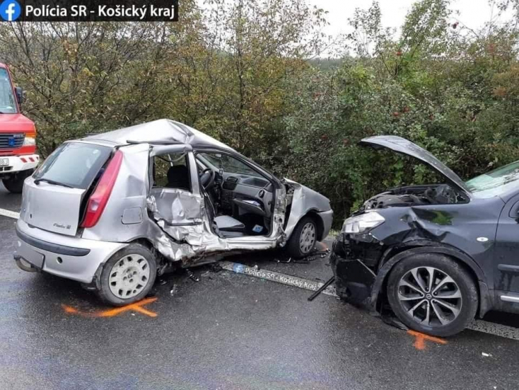 Tragikus baleset: Puntóban utazó 64 éves nő vesztette életét, a másik autóban gyerekek voltak