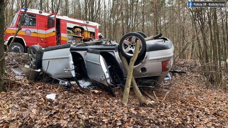 Fát szállító teherautóval ütközött egy személykocsi – utóbbi sofőrje meghalt