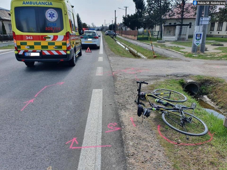 Elgázoltak egy kerékpáros férfit, napokkal később meghalt a kórházban