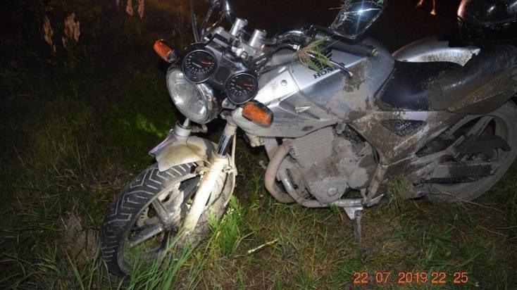 Vaddisznóval ütközött a motoros – a férfit kórházba szállították, az állat elpusztult