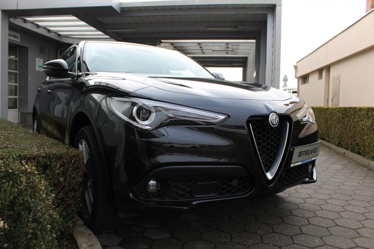 Alfa Romeo Stelvio: A sportos lélekkel megáldott SUV