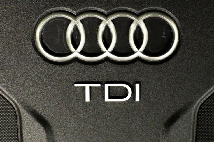 DÍZELBOTRÁNY: Rendőrök lepték el az Audi központját!