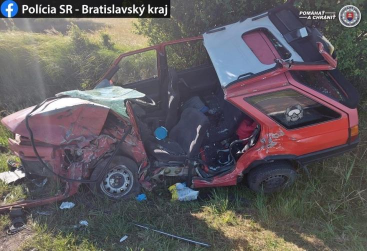 TRAGÉDIA: Meghalt a Favorit sofőrje, miután frontálisan ütközött egy Audival