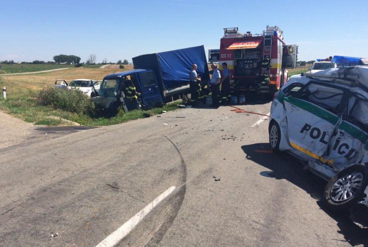 Párkányi vasúti rendőrök vesztették életüket a tragikus balesetben