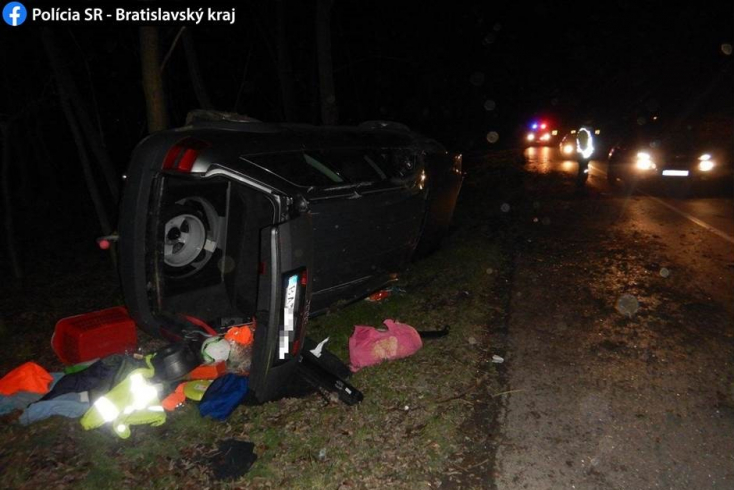 Felborult az Audival, majd részegen elinalt - ennyi esze volt egy 48 éves pasinak