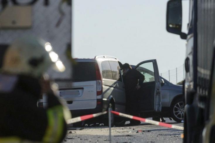 Újabb közlekedési baleset történt a kassai gyermekvasútnál