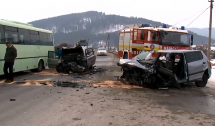 Vétlen nyugdíjas hölgy vesztette életét a szabálytalanul előző kocsi miatt