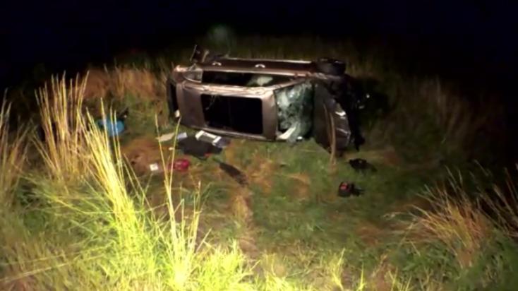 Tragikus baleset: többször átfordult autójával a fiatal rendőr, a helyszínen meghalt