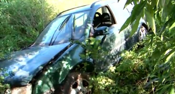 A baleset után eltűnt a sofőr, csak egy részeg sérültet találtak a helyszínen