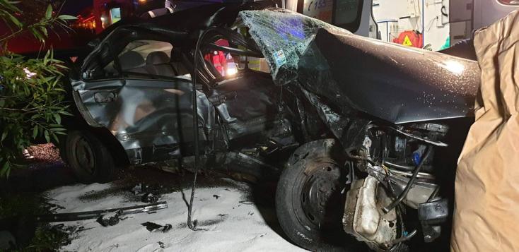 Halálos baleset: 19 éves fiatal vesztette életét az ütközésben, kábítószert találtak az autójában