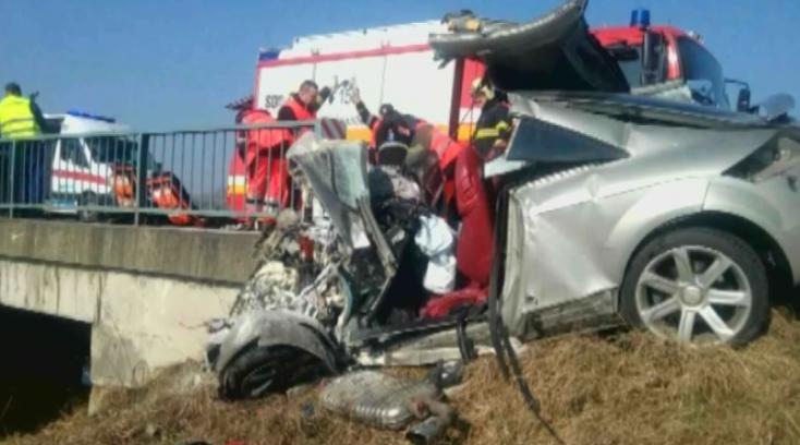 Halálos baleset történt Galánta közelében