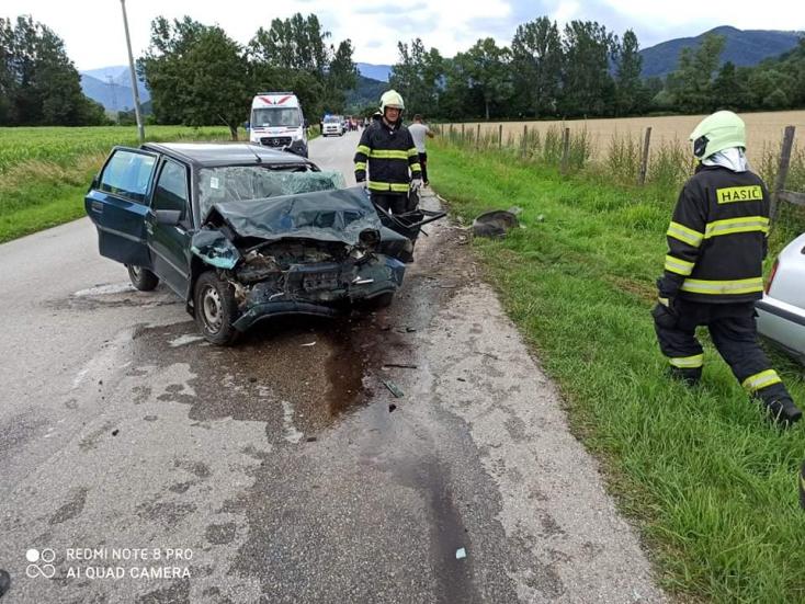 FRONTÁLIS KARAMBOL: A vétlen sofőr vesztette életét