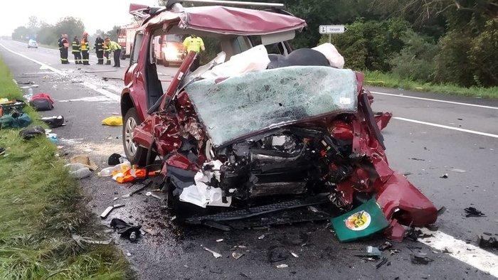 44-en haltak meg a nyáron autóbalesetben, kevesebb a részeg balesetokozó a szlovák utakon