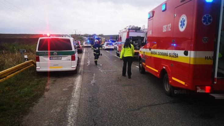 Tragikus baleset Nagykaposnál: szívroham miatt szenvedett autóbalesetet a 47 éves férfi