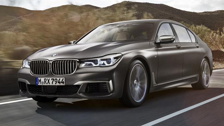 Ettől a BMW-től aligha készül nagyobb és drágább az autógyártótól