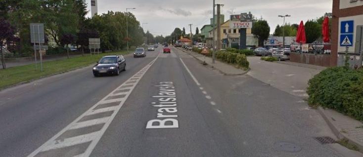 Megkezdődött a 63-as főút somorjai szakaszának felújítása