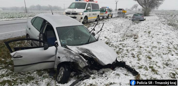 TRAGÉDIA: Belehalt sérüléseibe a Kisfaludnál történt baleset egyik sérültje