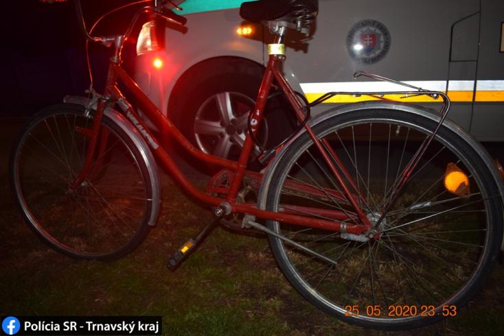 BALESET: Elgázoltak egy kerékpárost, a vétkes autós elmenekült