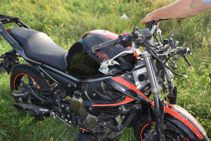 TRAGÉDIA: Fiatal motoros vesztette életét Csütörtöknél