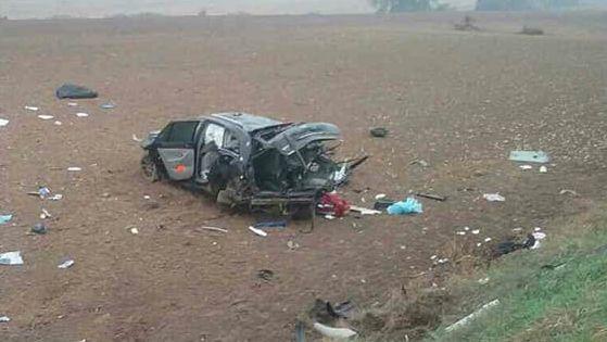 Előzés közben ütközött két autó a Galántai járásban - egy személy meghalt