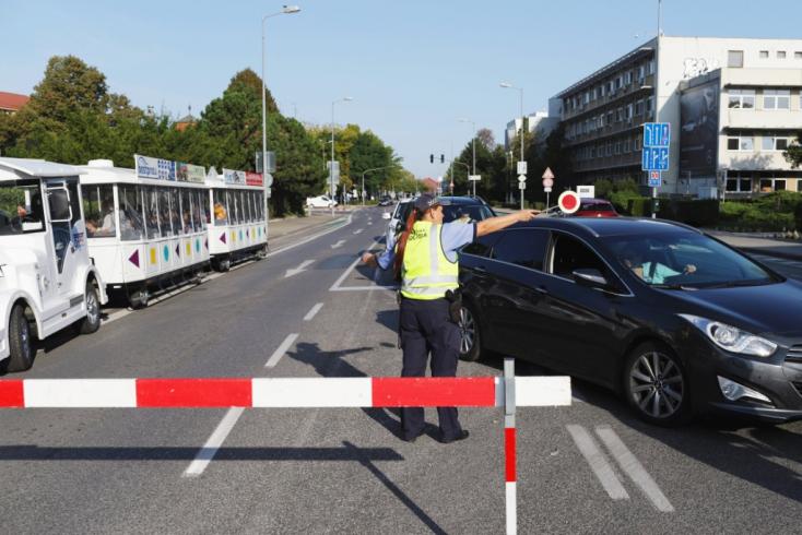 FIGYELEM: Jobb, ha ezeket tudod, mielőtt ma a dunaszerdahelyi Fő utcát vagy mellékutcáit szeretnéd használni!